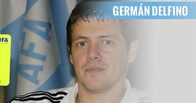 Germán Delfino impartirá justicia en Santa Fe