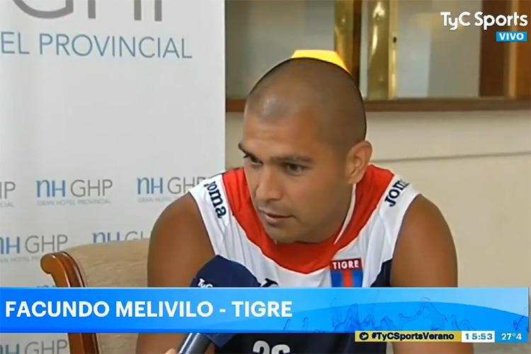 Facundo Melivilo explica su elección por el Matador