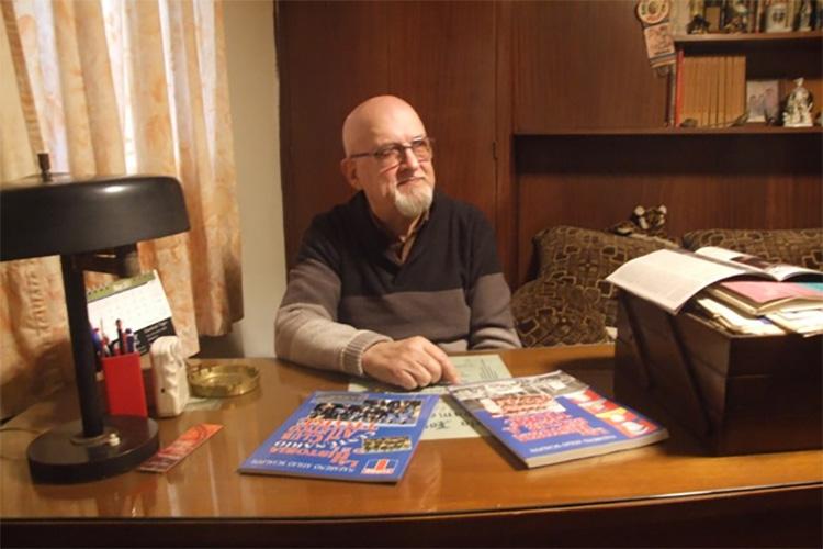 Nazareno Scialpini y los AZULES DEL NORTE