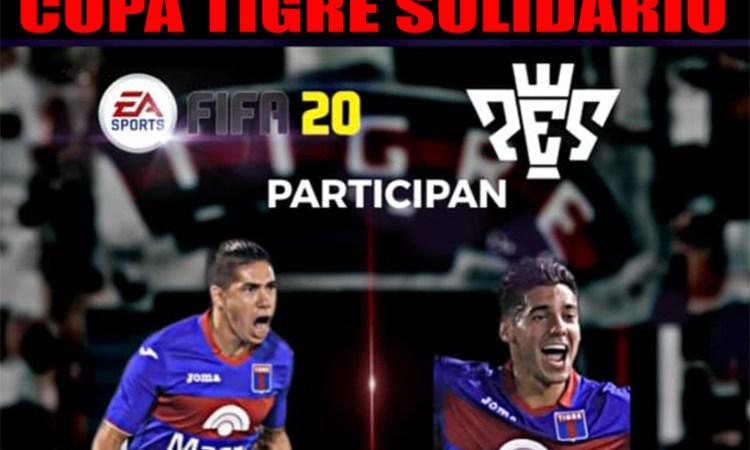 Anuncian la Copa Tigre Solidario