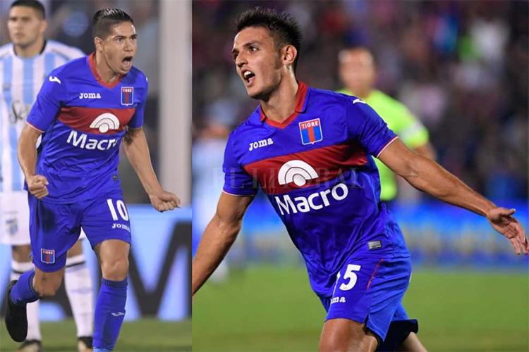 Juani Cavallaro sigue en Tigre y Cachete Morales otra vez positivo