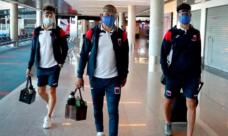 El Matador viaja a Paraguay