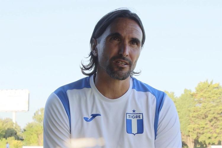 "Diego Martínez: ""Tenemos 22 dudas"""