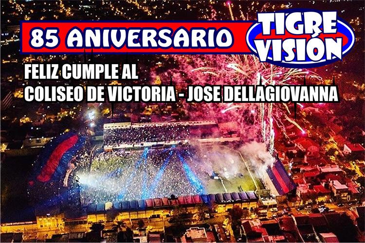 85° Aniversario del José Dellagiovanna