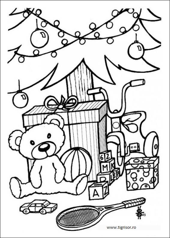 Planse De Colorat Printabile Pentru Copii Archives Page 48