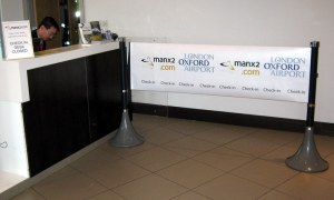 Tigrox used at London Oxford Airport