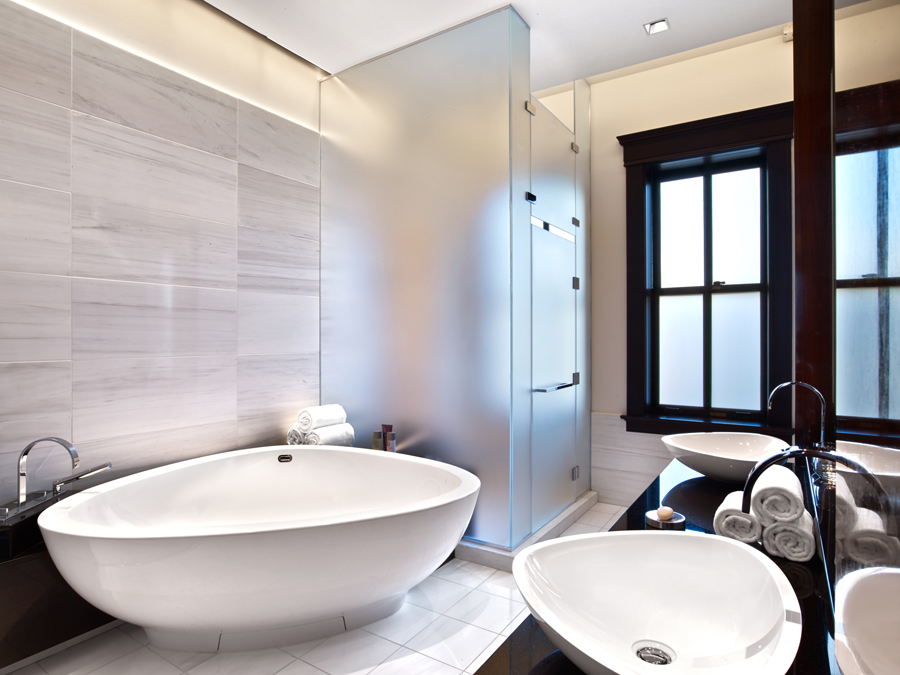 Joule Hotel Dallas Penthouse Suites  Tihany Design