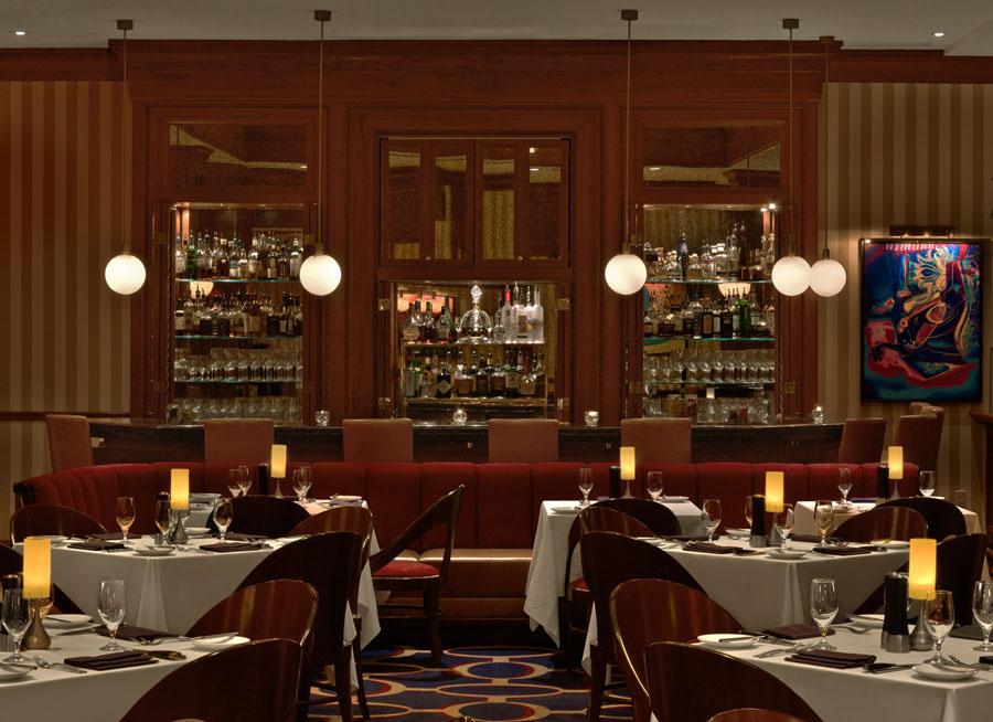 Flagler Steakhouse at The Breakers  Tihany Design