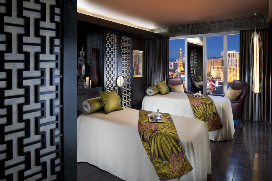 Mandarin Oriental Las Vegas  Tihany Design