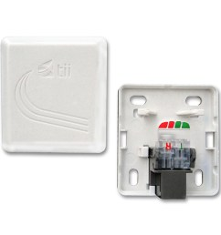 the 751b is a single line indoor gel sealed unit ideally suited for indoor telephone connections or demarcation applications this unit is compact and may  [ 900 x 900 Pixel ]