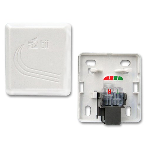 small resolution of the 751b is a single line indoor gel sealed unit ideally suited for indoor telephone connections or demarcation applications this unit is compact and may