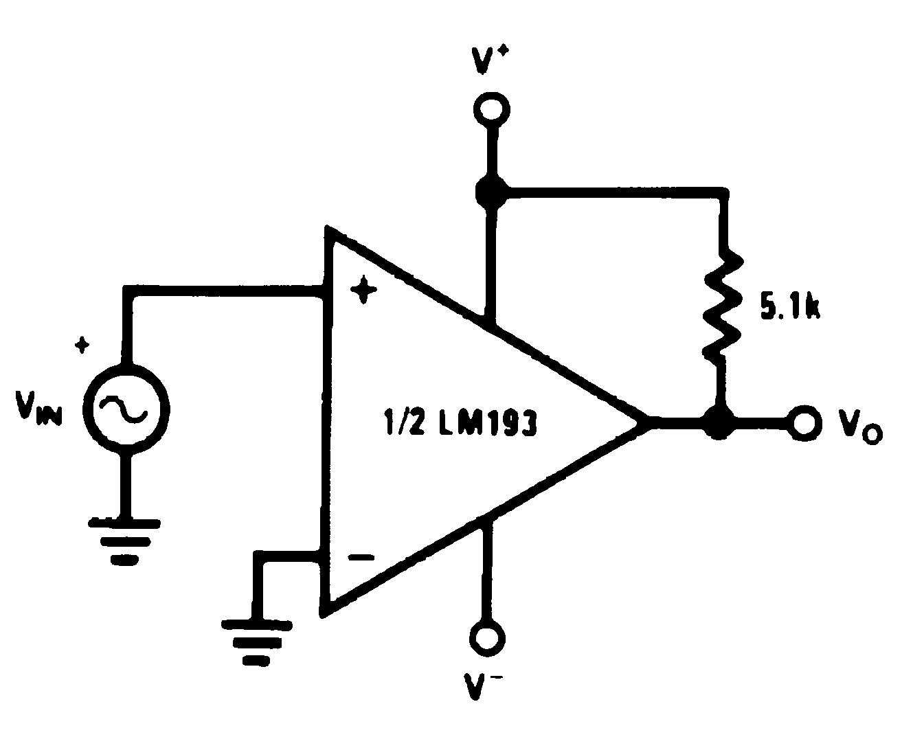 hight resolution of lm193 n lm2903 n lm293 n lm393 n 00570943 png figure 35 zero crossing detector