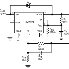 12v Dc To 9v Converter Circuit Diagram Drawing Lm2621 データシート Tij Co Jp