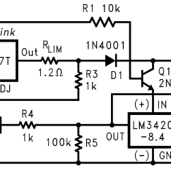lm3420 tij co jpvoltage regulator circuit in addition battery charger circuit diagram 14 [ 2569 x 1048 Pixel ]