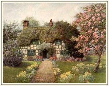 Engels huisje