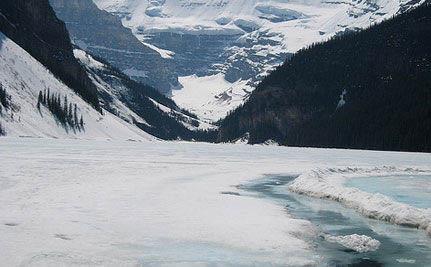 Sneeuwberglandschap copy