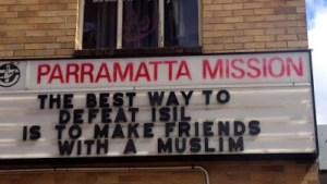 Friends with Islam