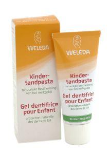 tandpasta Weleda