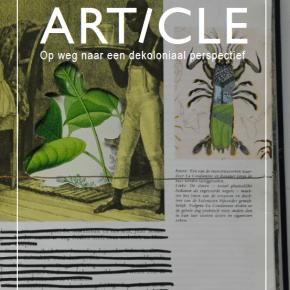 Article 22 | Op weg naar een dekoloniaal perspectief