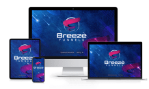 BreezeFunnels Review – The World's First Magic-Funnel Builder