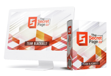 The Secret Page Review: Easy Way to Draw Good-quality Traffic and Profit