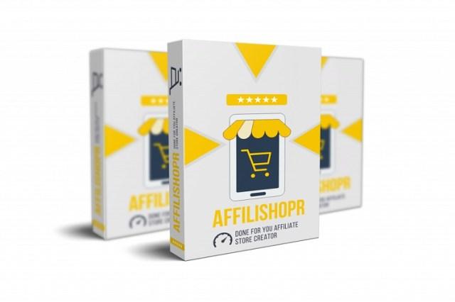 AffiliShopr Review