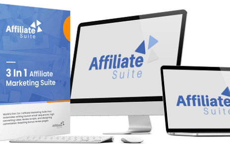 Affiliate Suite Review: The World's Only 3-In-1 Affiliate Tool