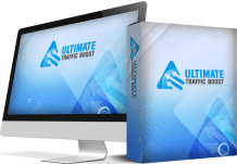 Ultimate Traffic Boost Review – Best Way To Earn Buyer Traffic!