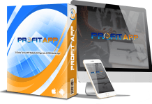 ProfitApp Review – How To Create Your Dream Apps Within A Few Clicks?