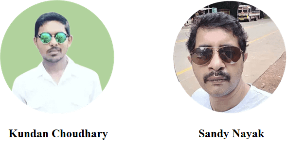 Sandy Nayak Kundan Choudhary