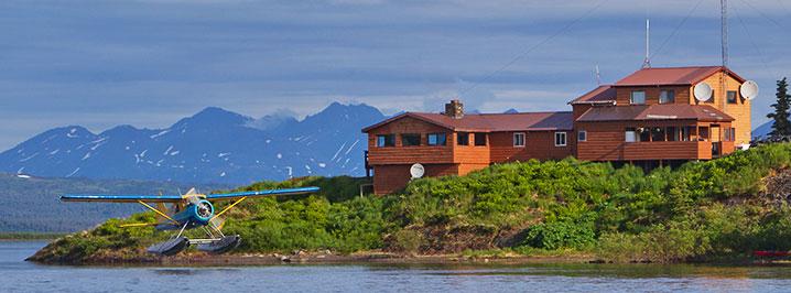 Bristol Bay Alaska Sportfishing Lodge  Alaskan Salmon