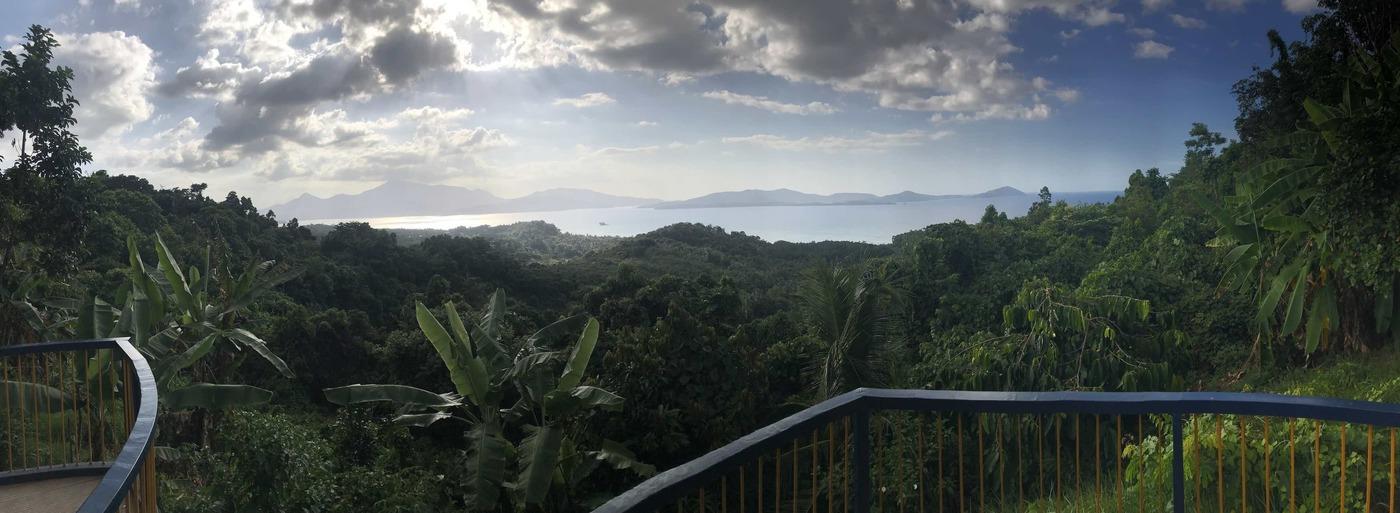 Buenavista View Deck in Puerto Princesa, Palawan