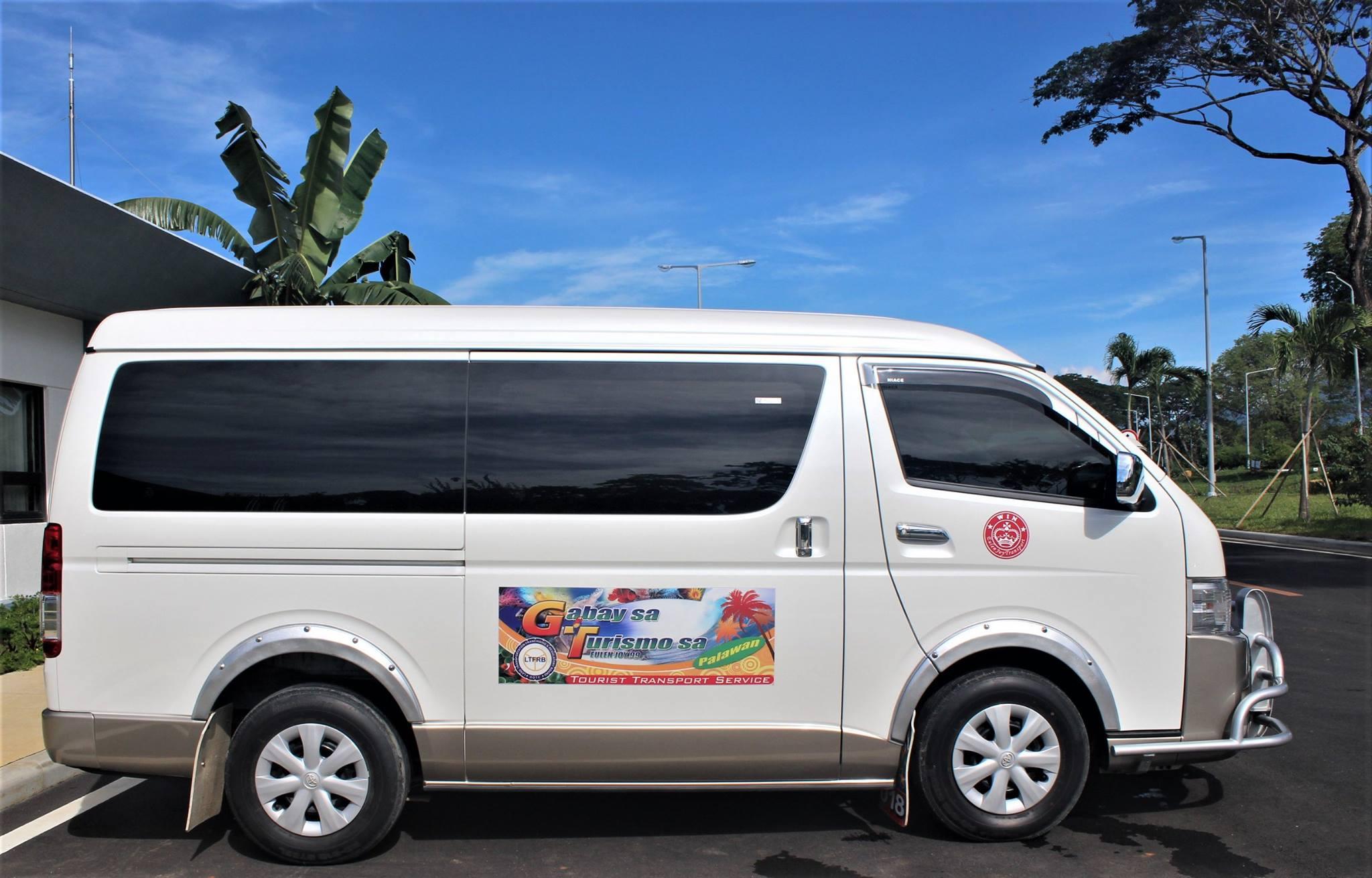 Eulen Joy Express Van Side