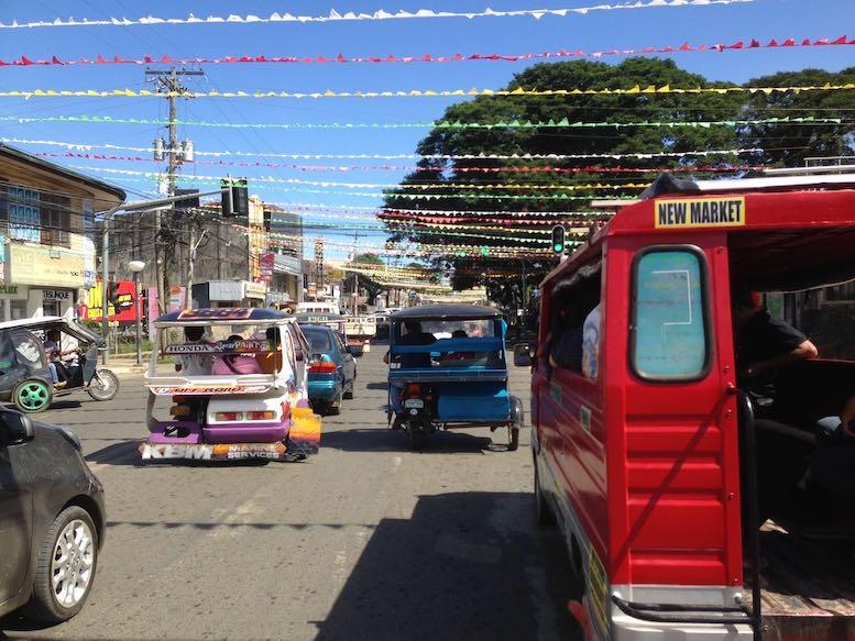 Rent A Car In Palawan - Puerto Princesa Traffic   Tikigo Tips