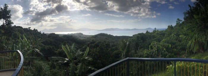 The View Deck on the way to Sabang, Puerto Princesa-palawan