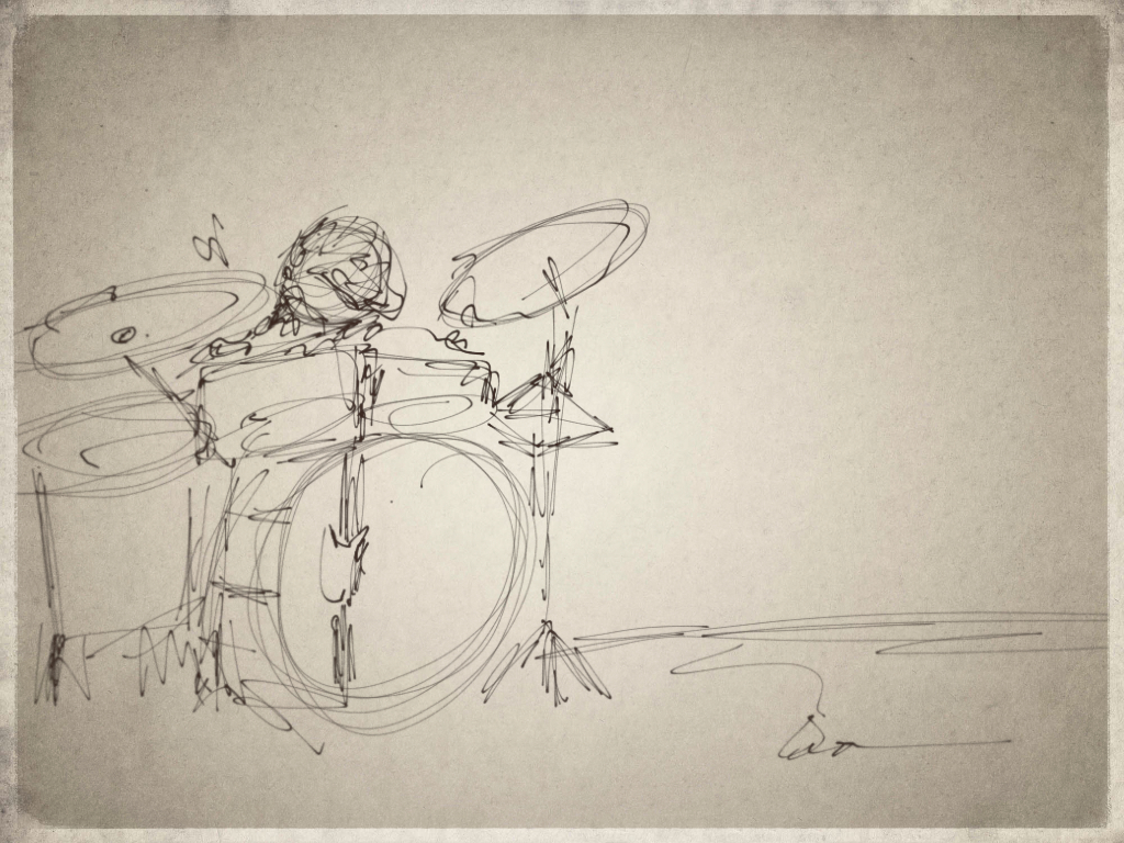 The Trio Pt 2: The Drummer
