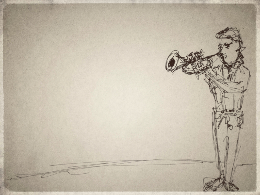 The Trio Pt 1: The Trumpet Player