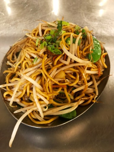 Lo Mein (Meatless)
