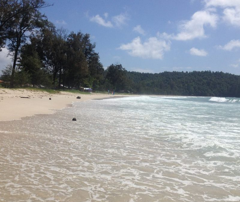 Tip of Borneo Beach, the Best Beach I Have Seen?
