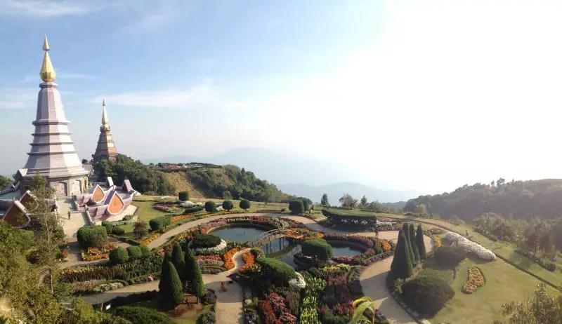 Doi Inthanon Mountain, An Epic Trip Away
