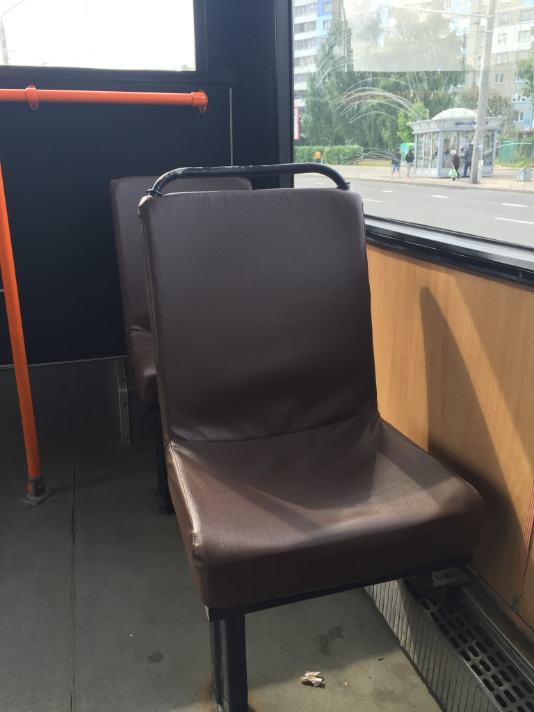 Random. Top 5 comfiest public transport seat I've had the privilege of sitting on.
