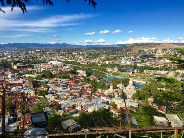 best view in tbilisi