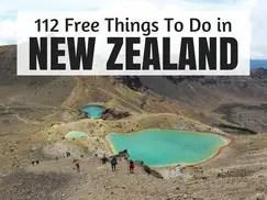 free activities in new zealand
