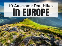 best hiking in eurioe