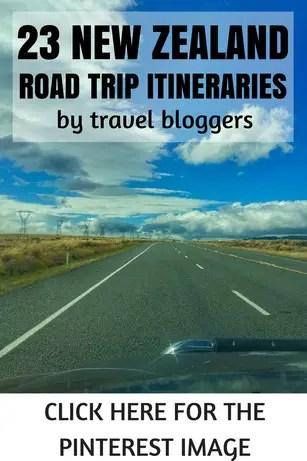 new zealand travel itineraries pinterest