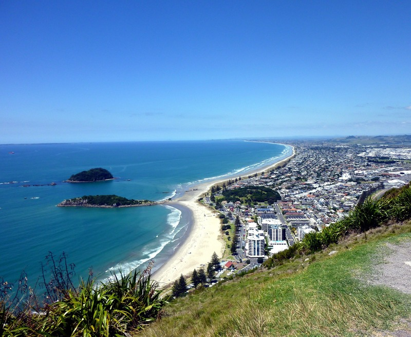 mount manganui views