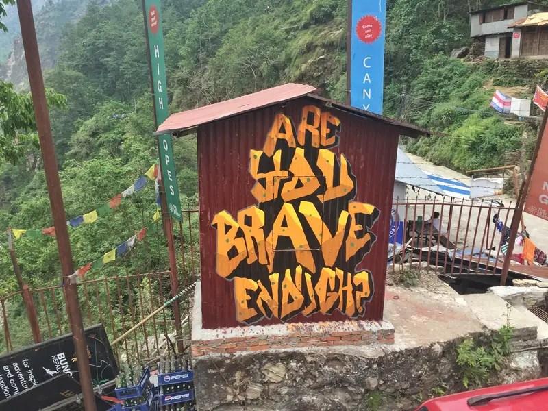 the last resort graffiti
