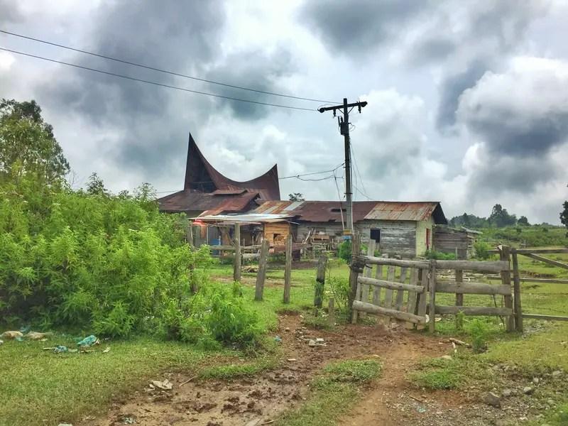 villages on Samosir Island