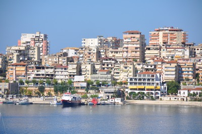 visit albania and cheap hostels in saranda