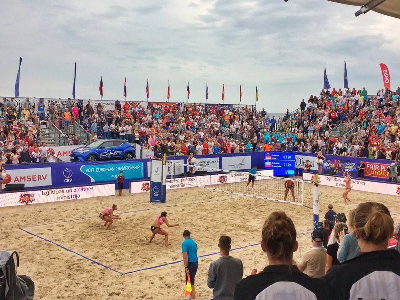 volleyball in europe